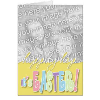 Easter - Hippity Hop Card