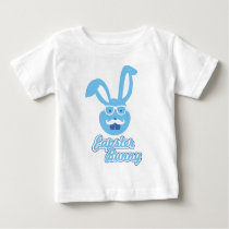 Easter Hipster Bunny Baby T-Shirt