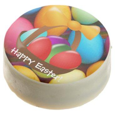 Hawaiian Themed Easter Holiday Chocolate Covered Oreo