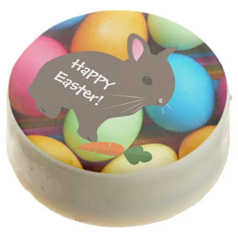 Easter Holiday Chocolate Dipped Oreo