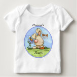 Easter Honey Bunny Baby T-Shirt