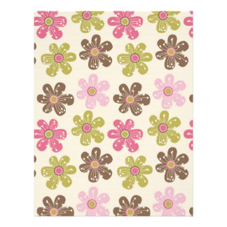 Easter Hunt Dual-sided Scrapbook Paper A3 Full Color Flyer
