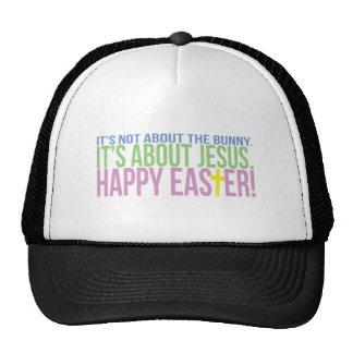 Easter is About Jesus Trucker Hat