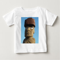 Easter Island Baby T-Shirt
