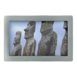 Easter-Island Belt Buckle
