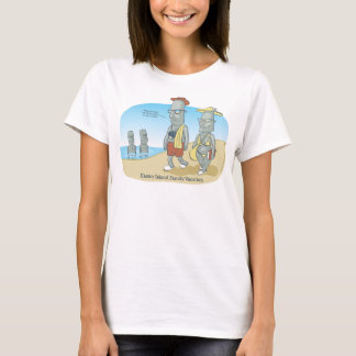 Easter Island Family Vacation T-Shirt