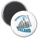Easter Island Fridge Magnets