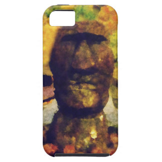 Easter Island Head Statue iPhone SE/5/5s Case