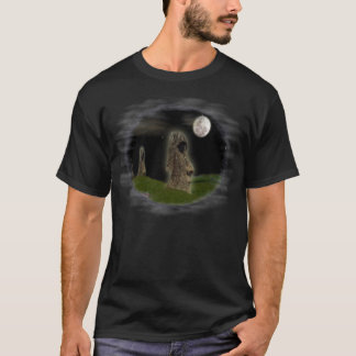 easter-island parnormal t-shirt