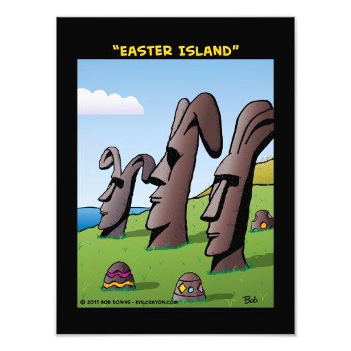 """Easter Island"" Photo Art"