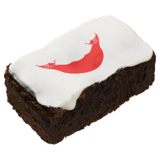 Easter Island - Rapa Nui Rectangular Brownie