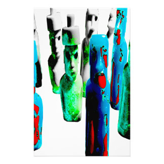 Easter Island Stationery
