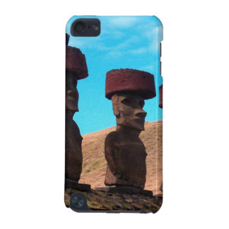 EASTER ISLAND TALKING HEADS iPod TOUCH 5G CASE