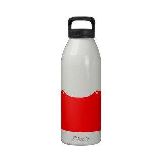 Easter Island Reusable Water Bottle