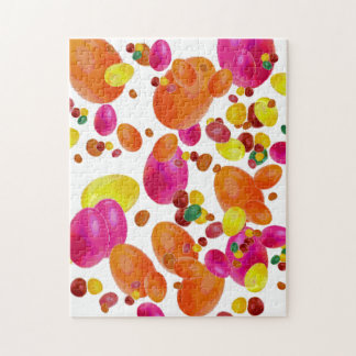 Easter Jelly Beans Jigsaw Puzzle