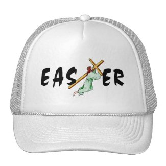 Easter Jesus Cross Apparel, T-Shirts and Hats