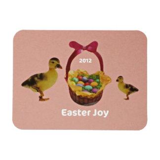 Easter Joy 2012 Magnet