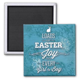 Easter Joy Refrigerator Magnets