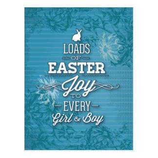 Easter Joy Postcard