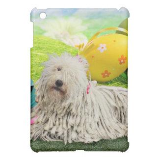 Easter - Komondor - Zoey - Basenji X - Jasper Case For The iPad Mini
