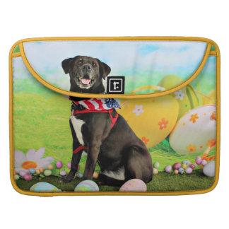 Easter - Labrador - Dakota Sleeves For MacBook Pro