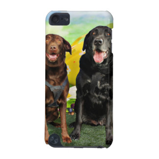 Easter - Labrador - Jack and Diane iPod Touch 5G Cover