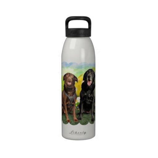 Easter - Labrador - Jack and Diane Drinking Bottle