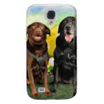 Easter - Labrador - Jack and Diane Galaxy S4 Cover
