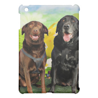 Easter - Labrador - Jack and Diane Cover For The iPad Mini