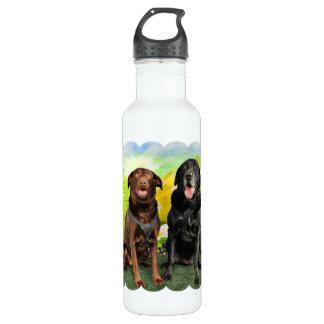 Easter - Labrador - Jack and Diane Water Bottle