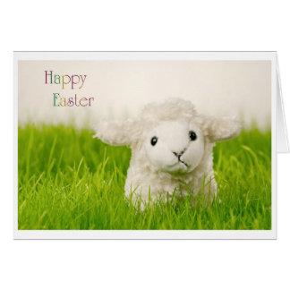 Easter Lamb Card