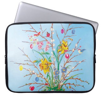 Easter - laptop sleeve