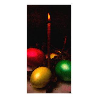 Easter Light Card
