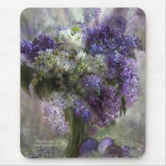 Easter Lilacs Mousepad