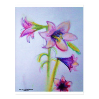 Easter Lilies Products Postcard
