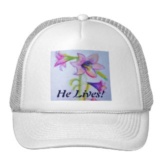 Easter Lilies Products Trucker Hat