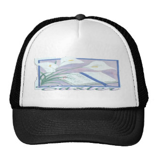 Easter Lilly Trucker Hat