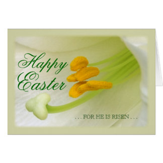Easter Lily Cards
