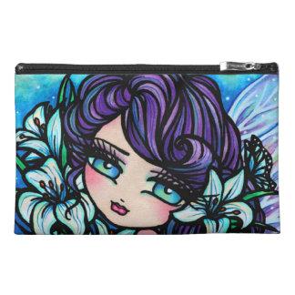 """""""Easter Lily Fairy"""" Pixie Travel Bag Hannah Lynn"""