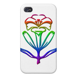 Easter Lily of Purity iPhone 4/4S Covers