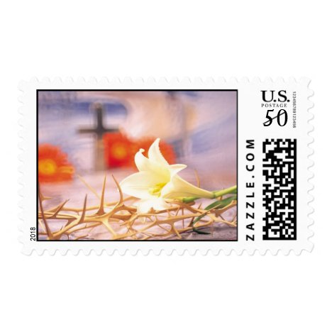 Easter Lily Postage