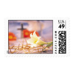 Easter Lily Stamps