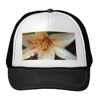 Easter Lily Trucker Hat