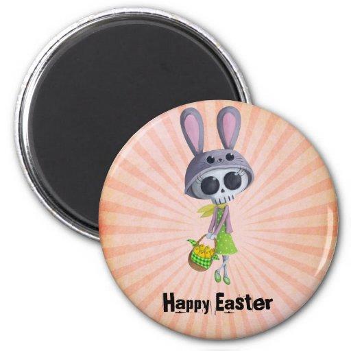 Easter Little Miss Death Magnet