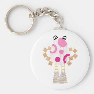 Easter Man Keyring Keychains