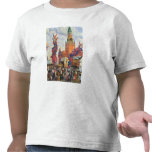 Easter Market at the Moscow Kremlin, 1917 T-shirt