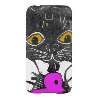 Easter Marshmallow Chick Tastes Good says Kitten Samsung Galaxy Nexus Case