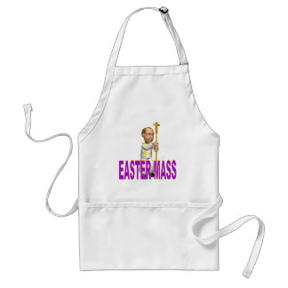 Easter Mass Adult Apron