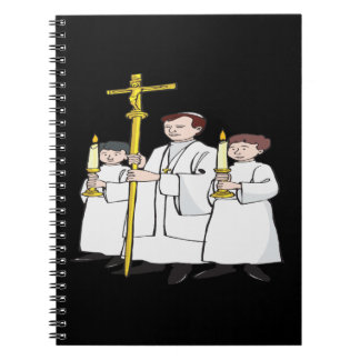 Easter Mass Note Books
