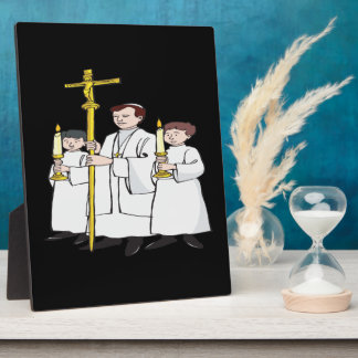 Easter Mass Display Plaques
